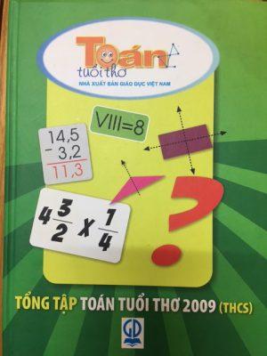 TT Toán tuổi thơ 2009 (THCS)